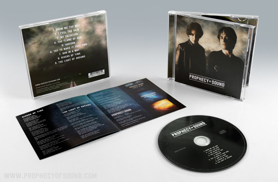 Luca Cuoco / Prophecy of Sound CD Album